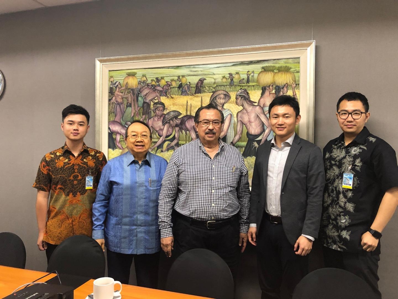 OKCHEM visited the Indonesian Pharmaceutical Association.jpg