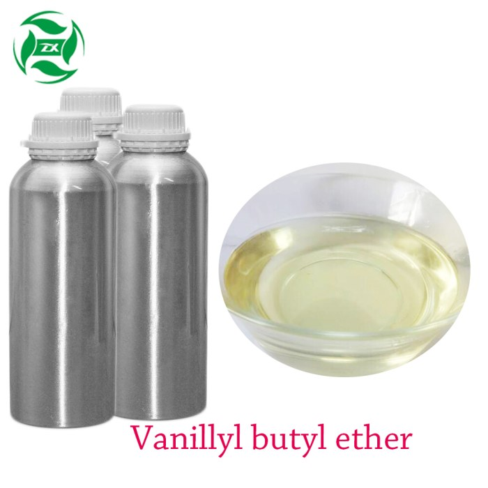 Top quality Warming Agent Vanillyl butyl ether